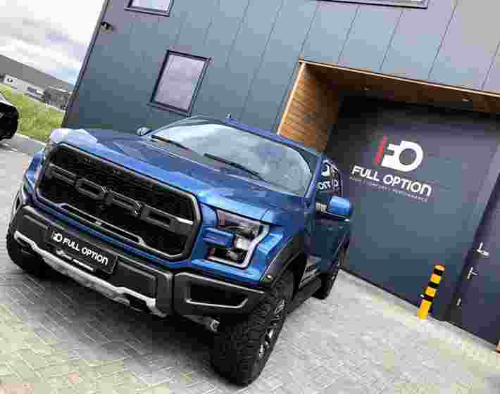 Ford Raptor VVS Beveiliging MI50 En Mi Block